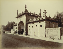 Gateway to Kutcheries, [Rampur]